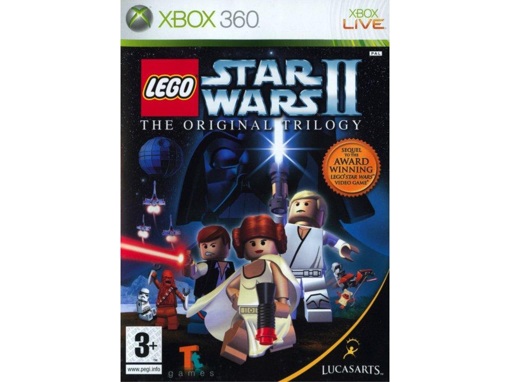XBOX 360 Lego Star Wars II: The Original Trilogy