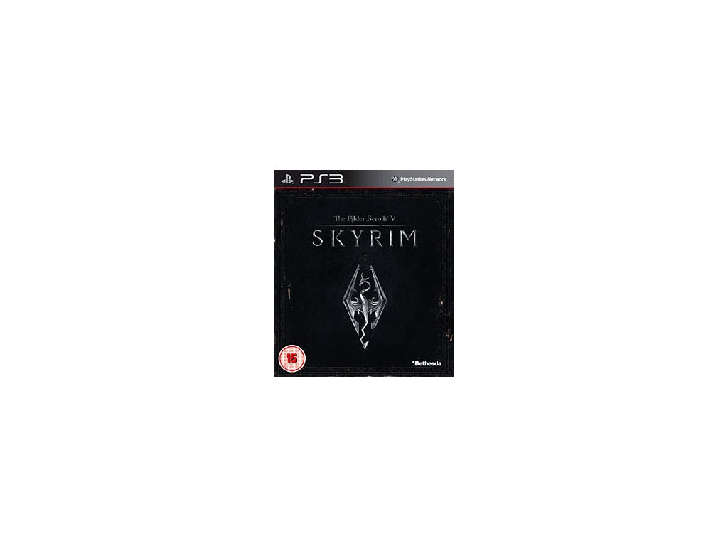 PS3 The Elder Scrolls V: Skyrim