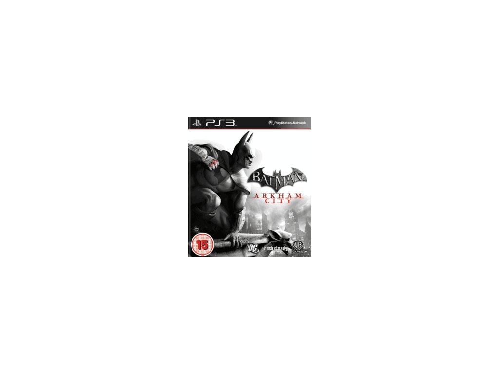 PS3 Batman: Arkham City