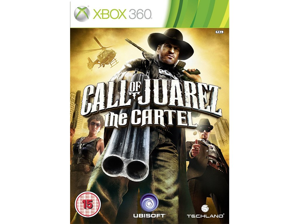 XBOX 360 Call of Juarez: The Cartel