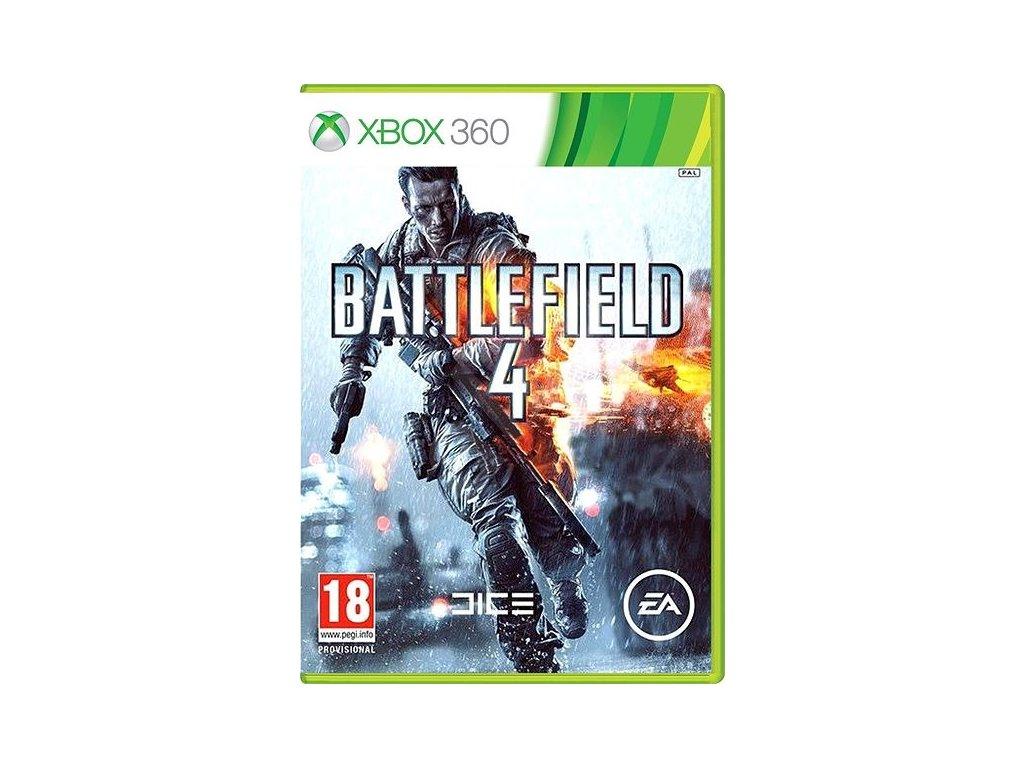 XBOX 360 Battlefield 4 CZ