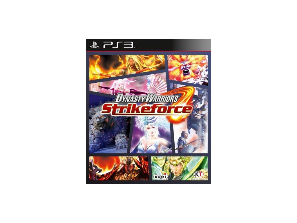 PS3 Dynasty Warriors: Strikeforce