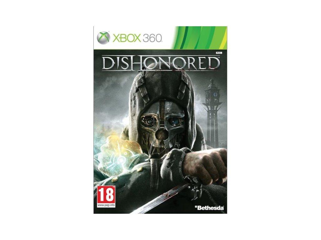 XBOX 360 Dishonored