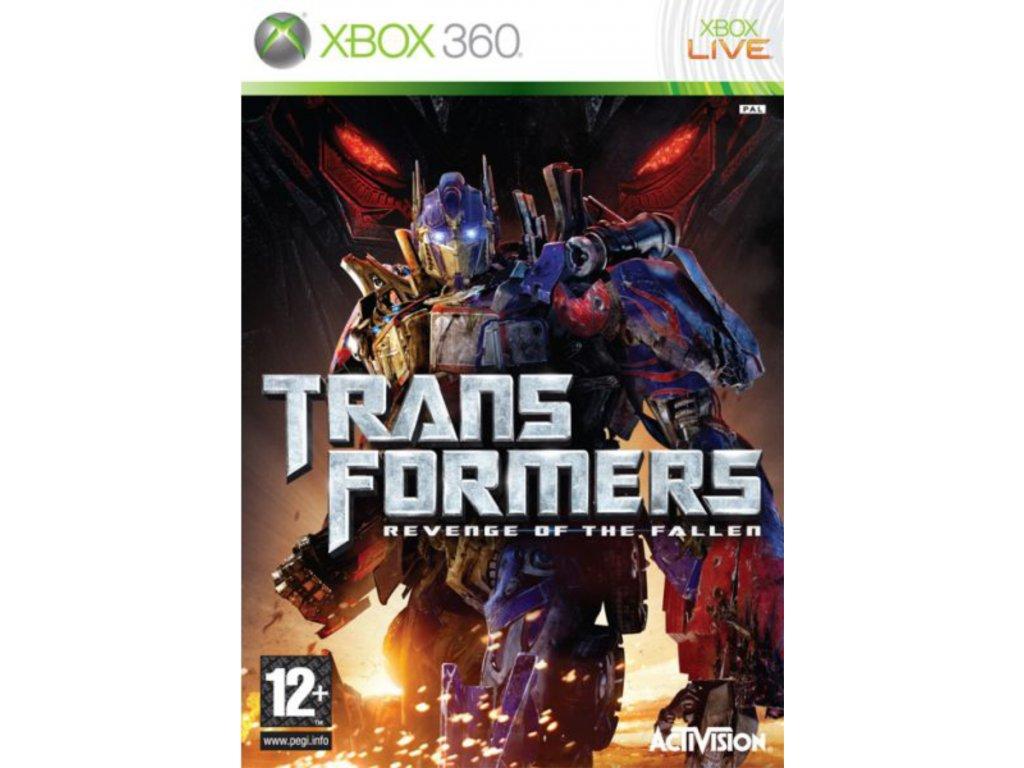 XBOX 360 Transformers Revenge of the Fallen