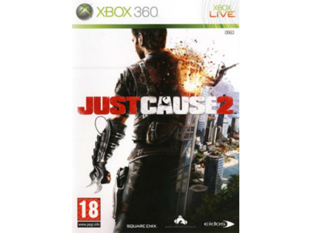 Just Cause 2 XBOX 360