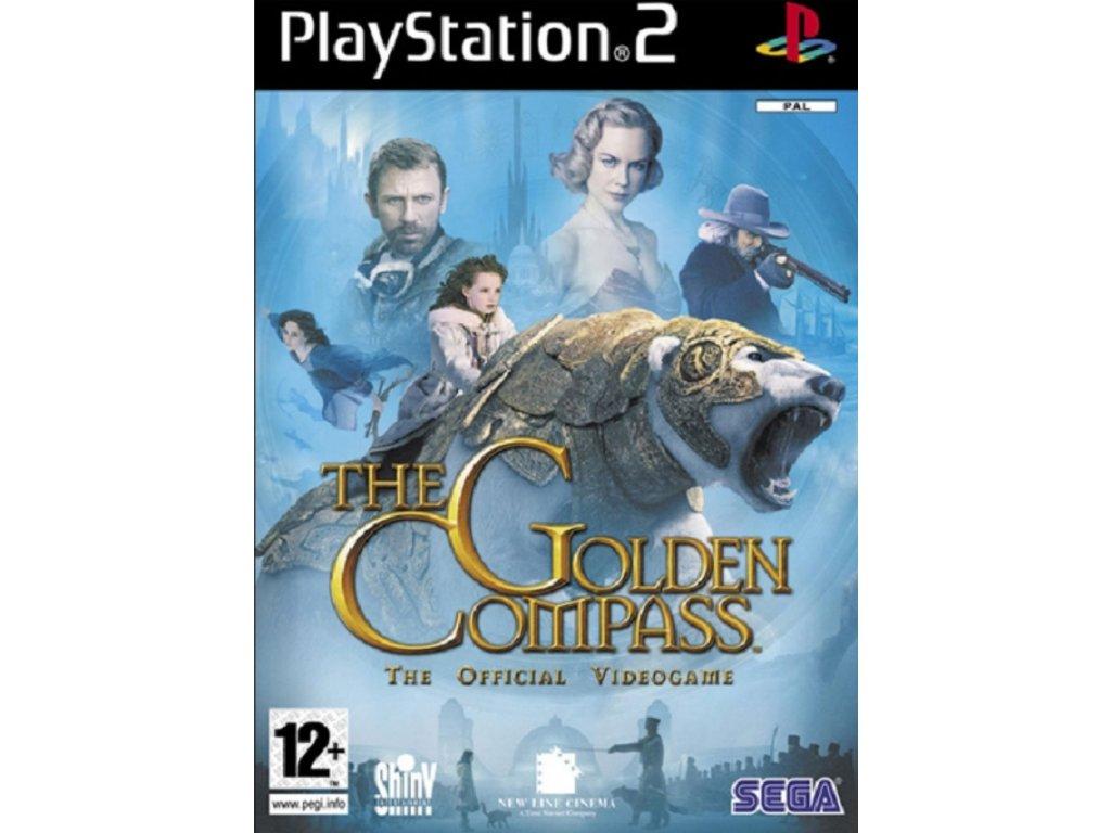 PS2 Golden Compass