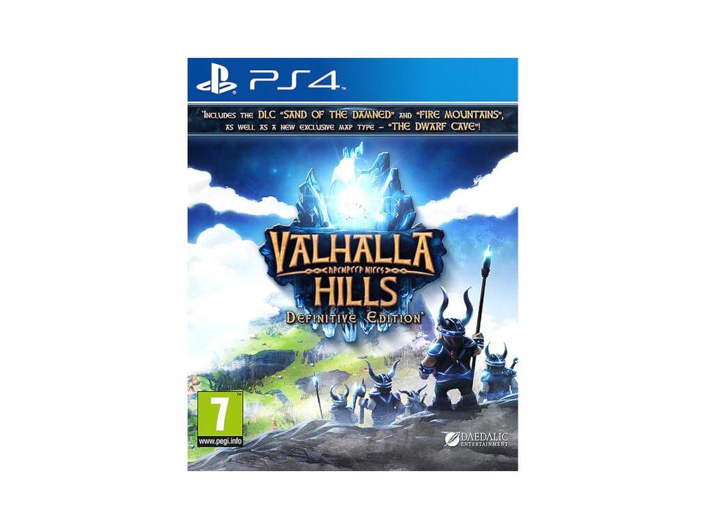PS4 Valhalla Hills - Definitive Edition