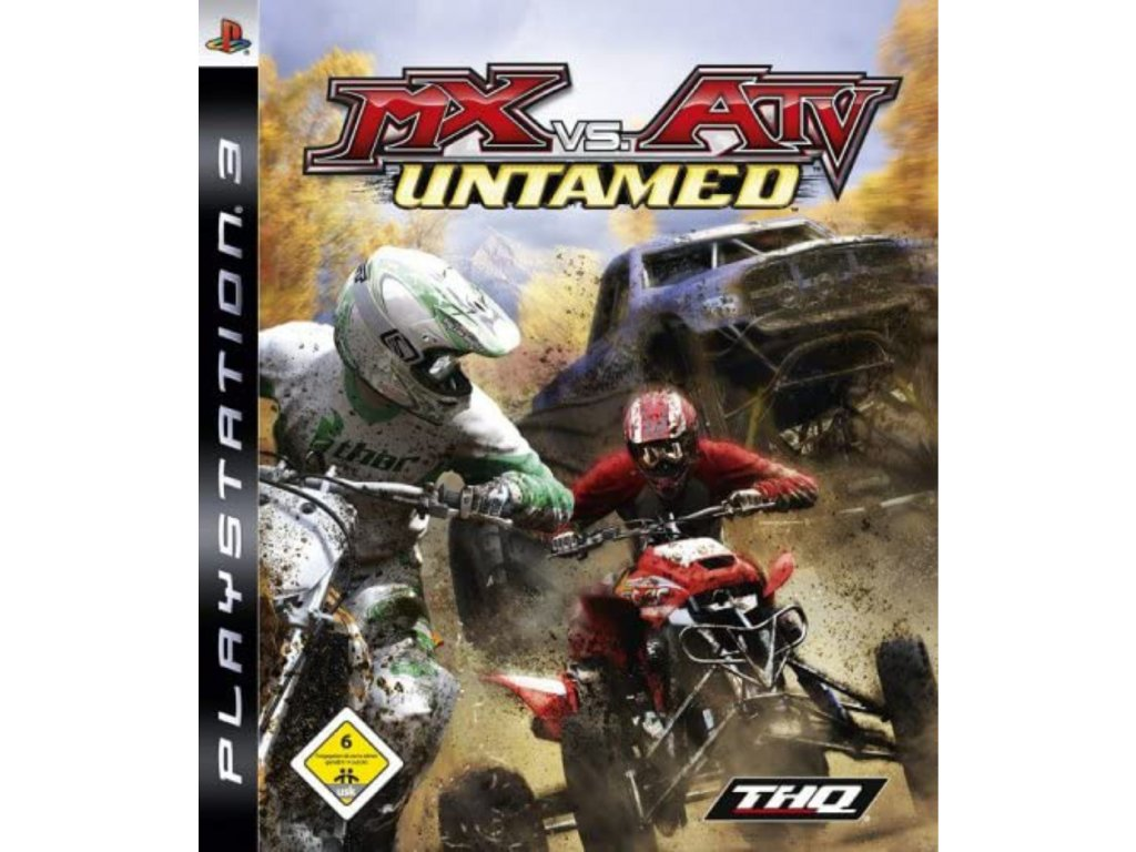 PS3 MX vs. ATV Untamed