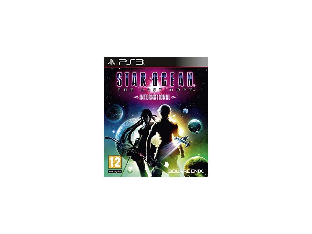 PS3 Star Ocean: The Last Hope International