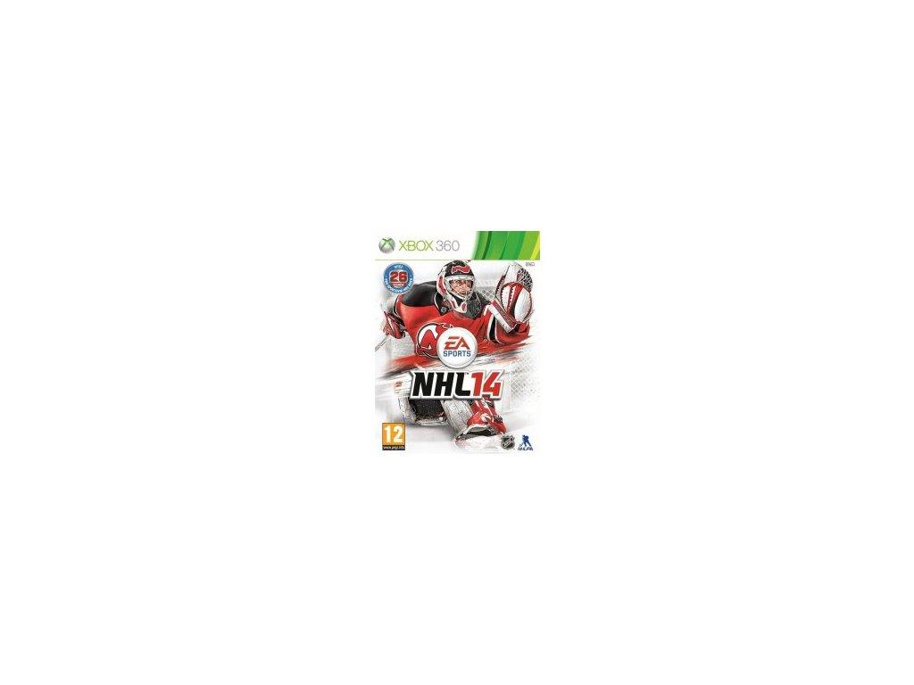 XBOX 360 NHL 14 CZ
