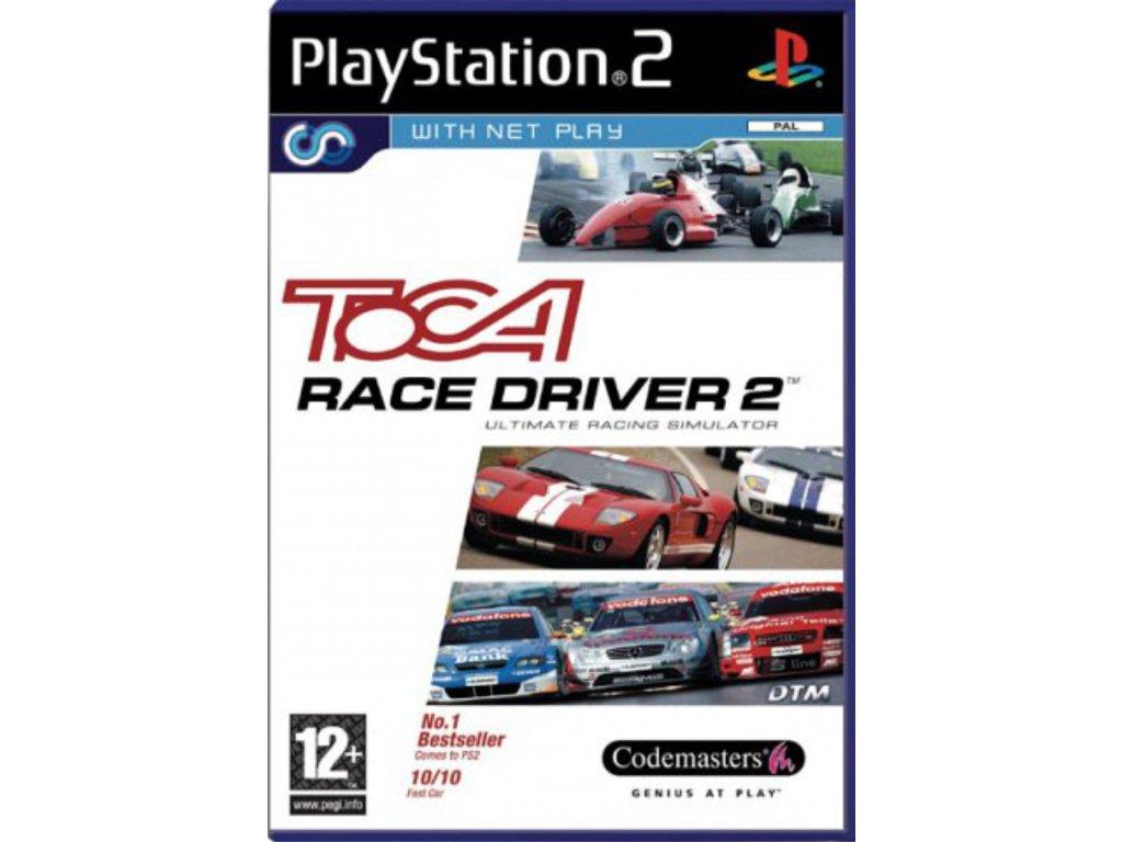 PS2 TOCA Race Driver 2