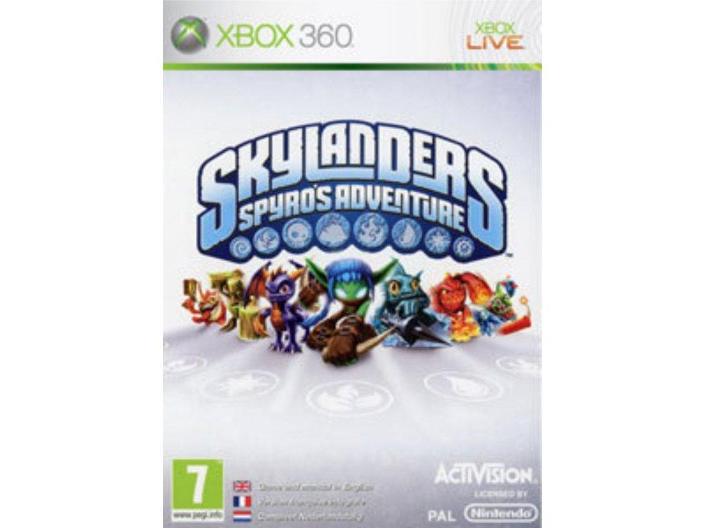 XBOX 360 Skylanders Spyro's Adventure