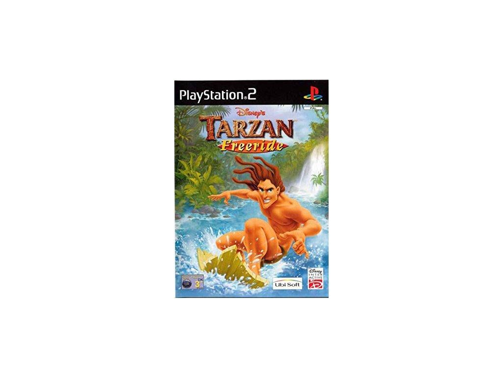 PS2 Tarzan: Freeride