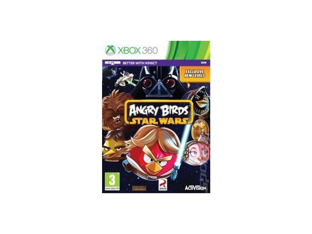 XBOX 360 Angry Birds Star Wars