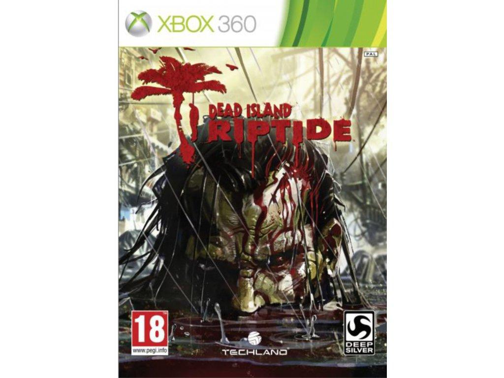 Xbox 360 Dead Island Riptide special edition
