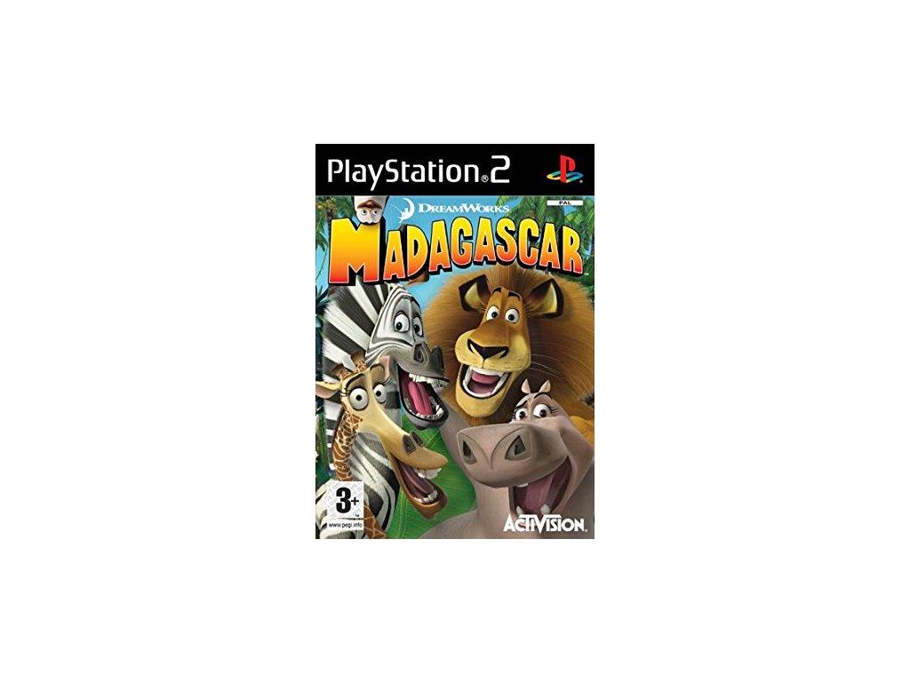 PS2 Madagascar