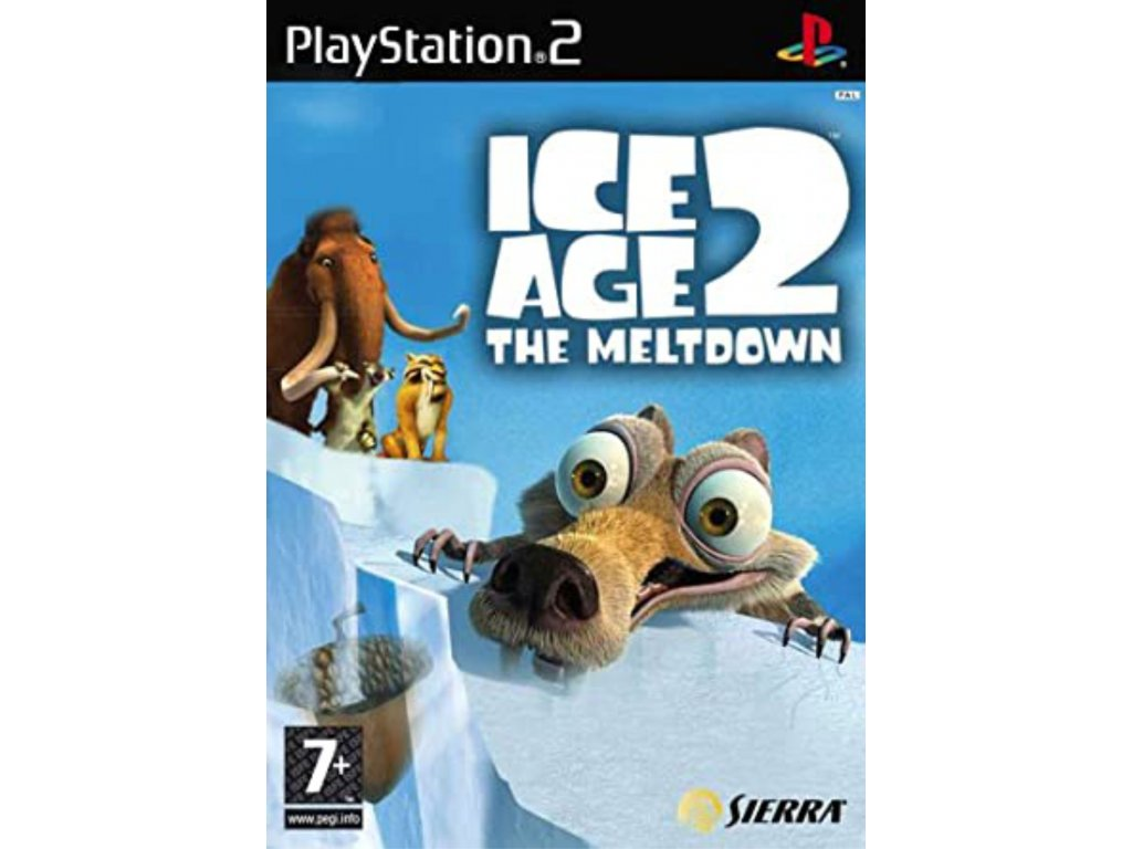 PS2 Ice Age 2 The Meltdown