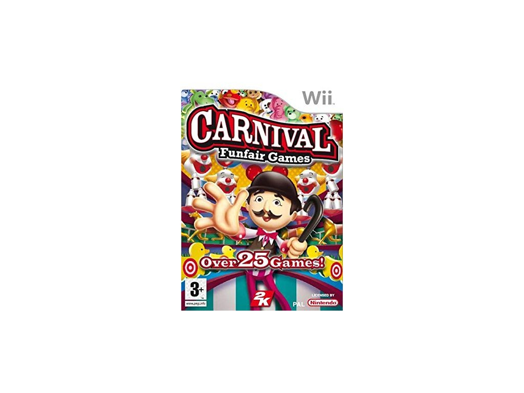 Wii Carnival: Fun Fair Games