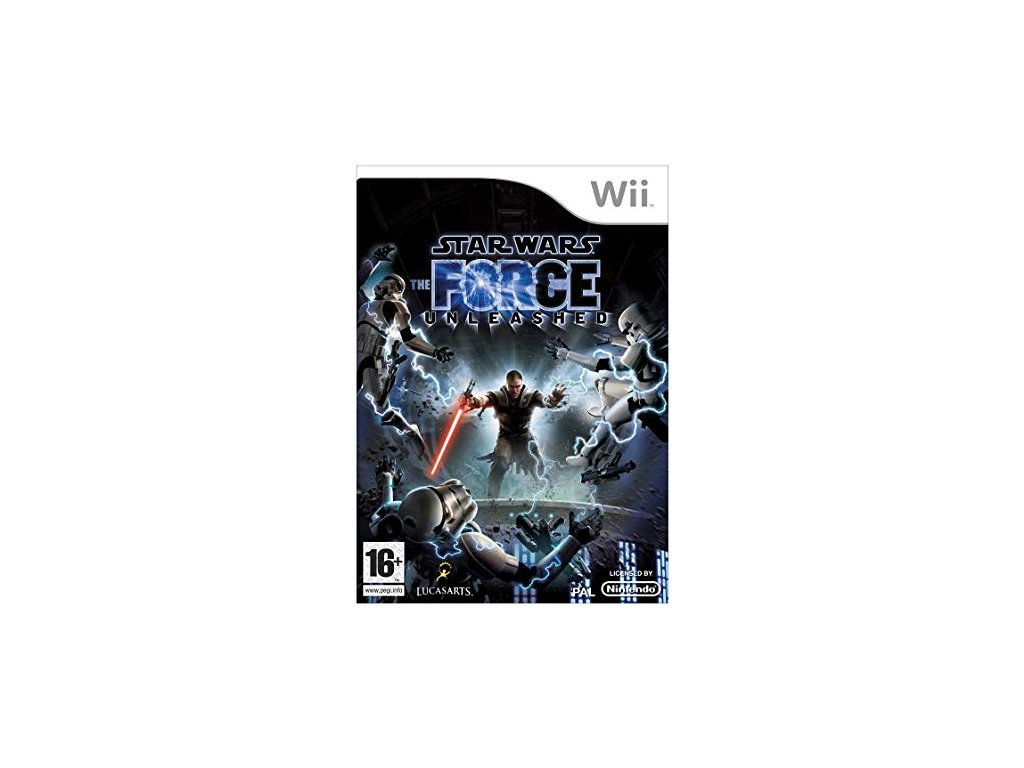 Wii Star Wars: The Force Unleashed