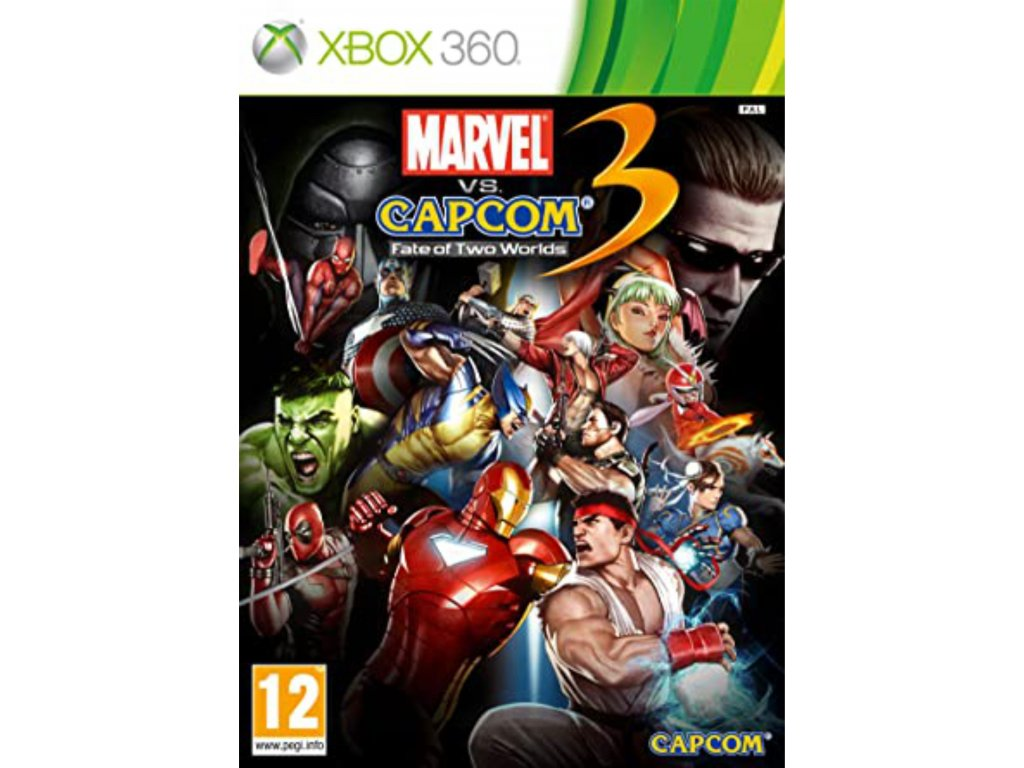 Marvel vs Capcom 3 (Xbox 360)