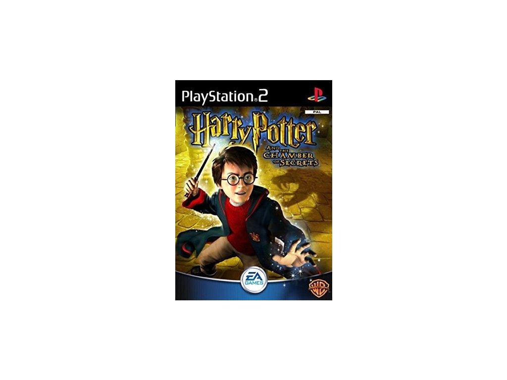 PS2 Harry Potter a tajemná komnata