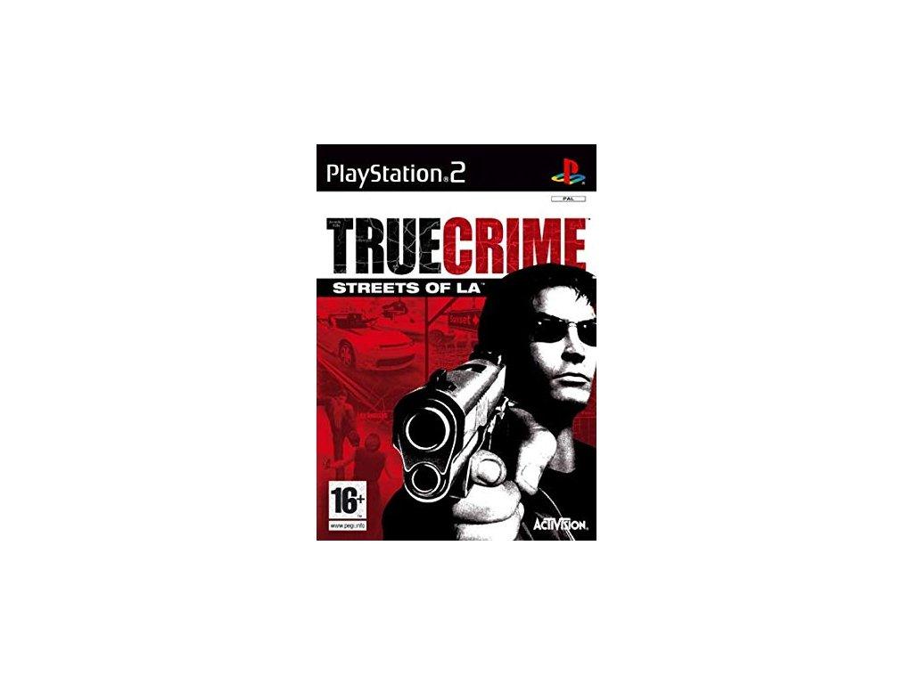 PS2 True Crime: Streets of LA