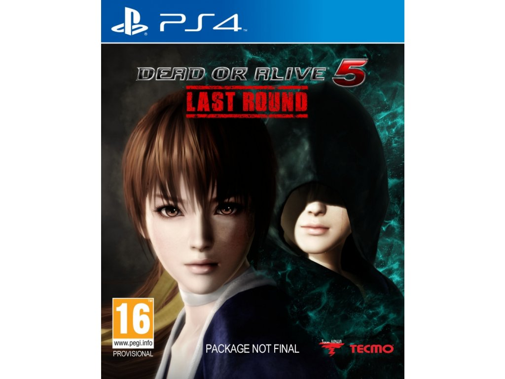 PS4 Dead or Alive 5 Last Round