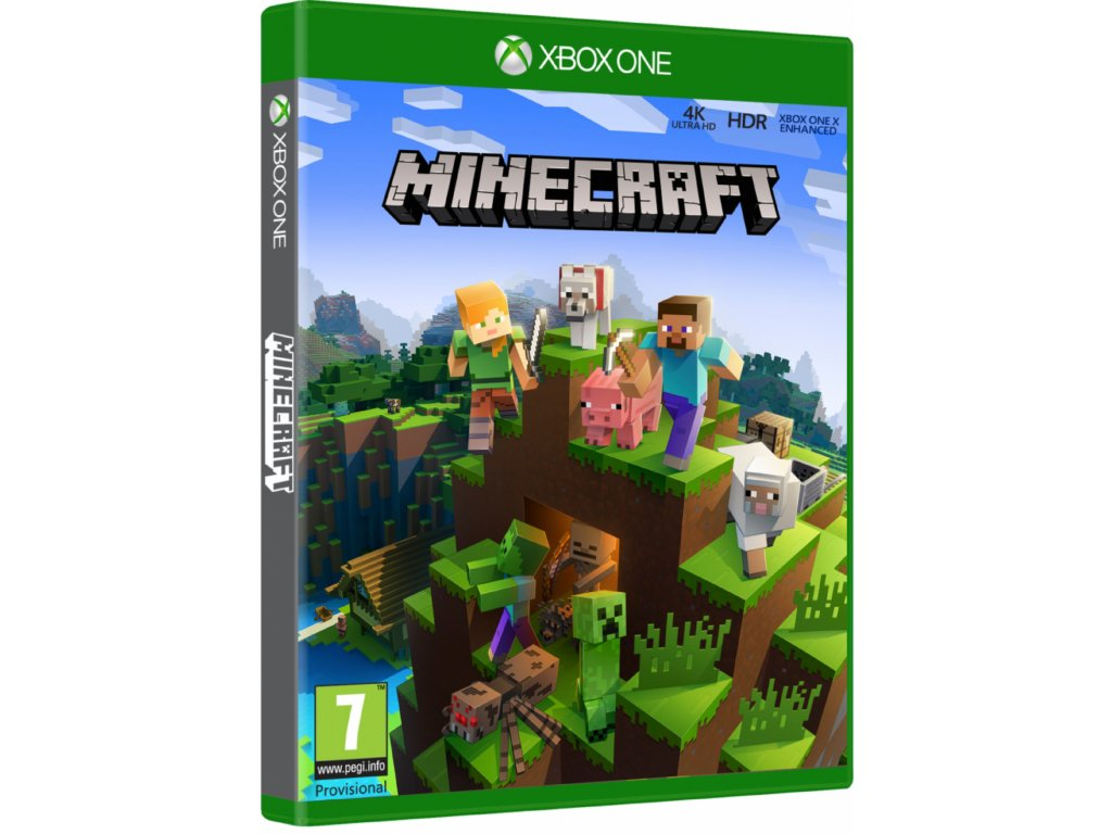 XBOX ONE Minecraft (nová)