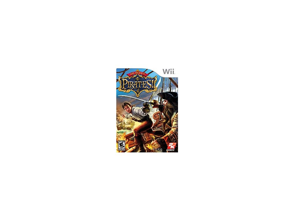 Wii Sid Meier's Pirates!