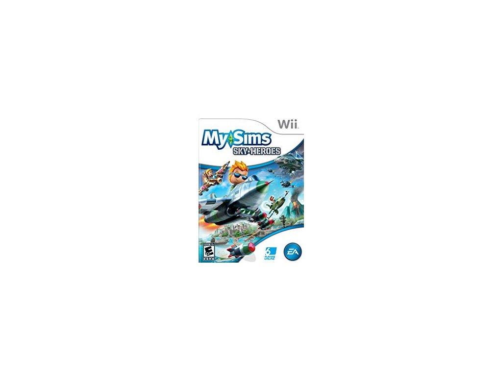 Wii My Sims Sky Heroes