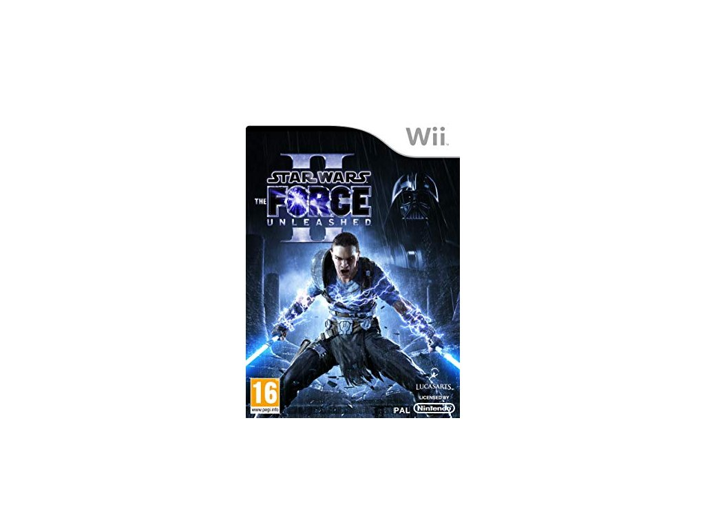 Wii Star Wars: The Force Unleashed 2