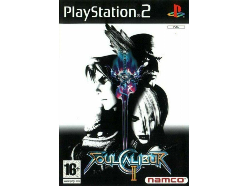 PS2 SoulCalibur II