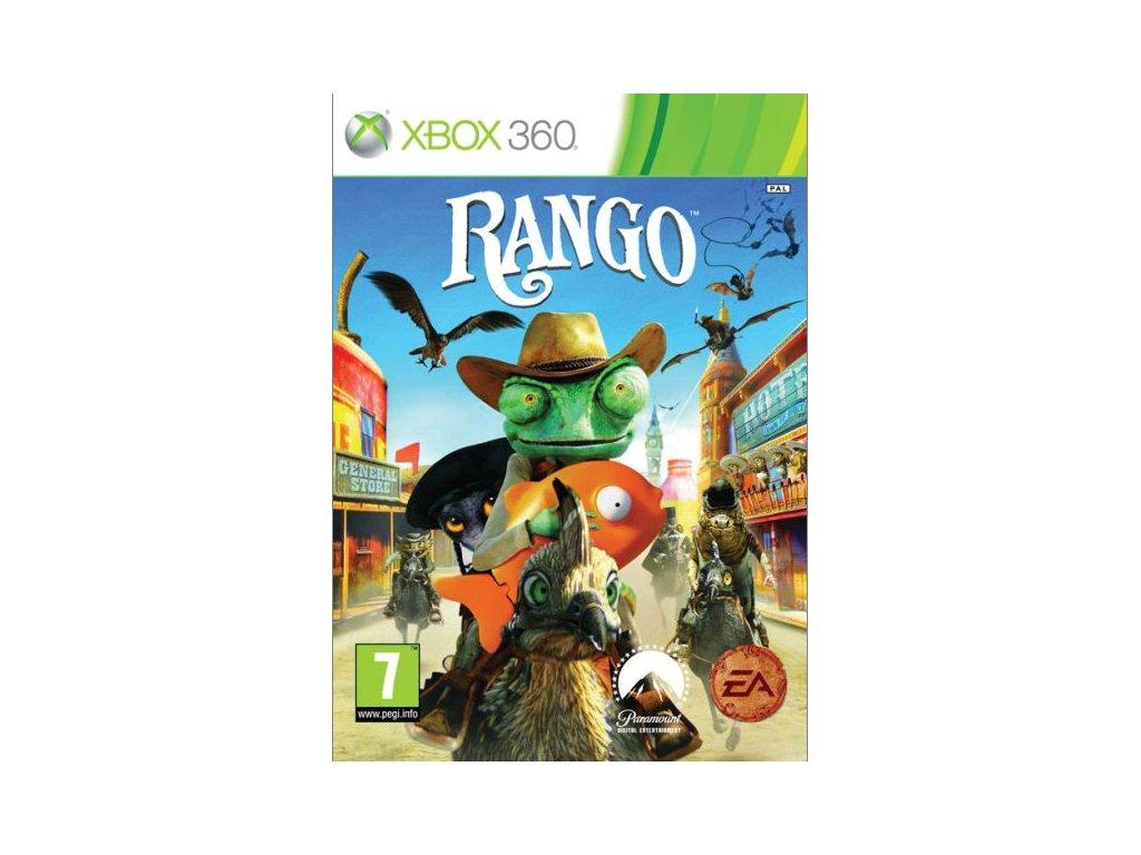 XBOX 360 Rango