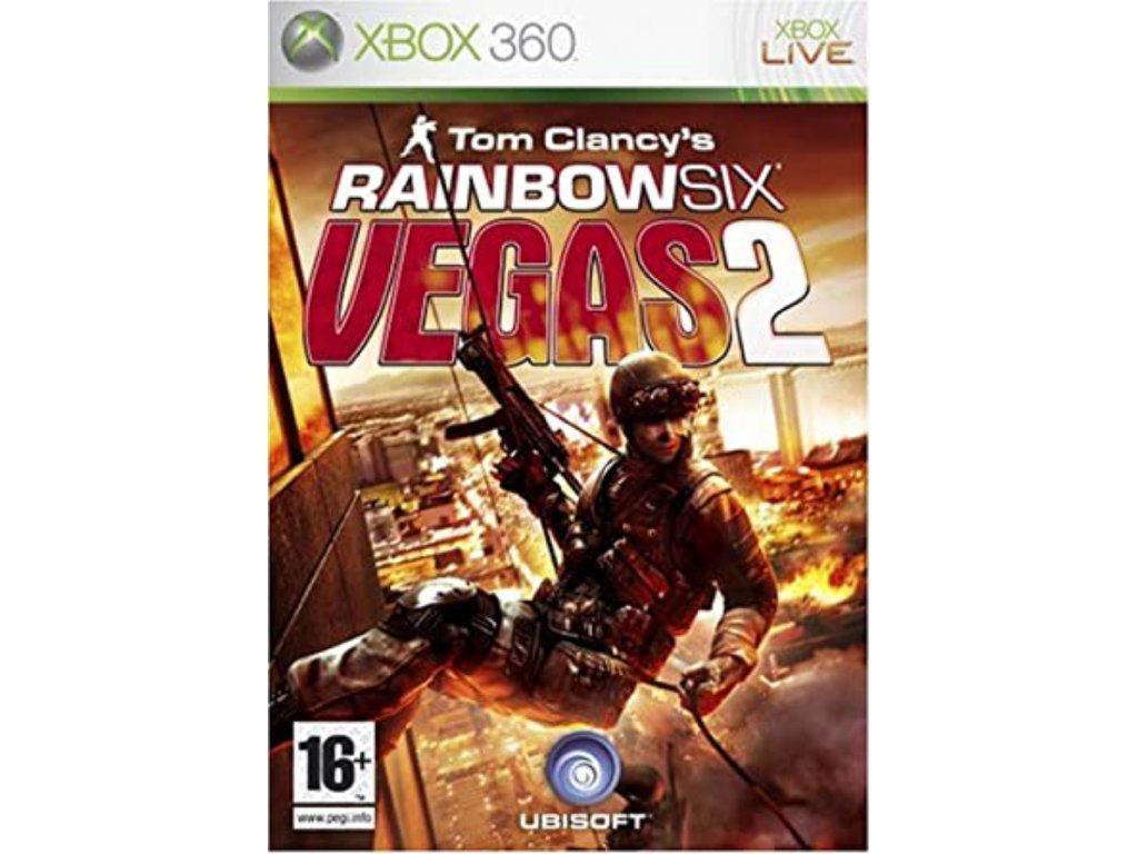 XBOX 360 Tom Clancy's Rainbow Six: Vegas 2