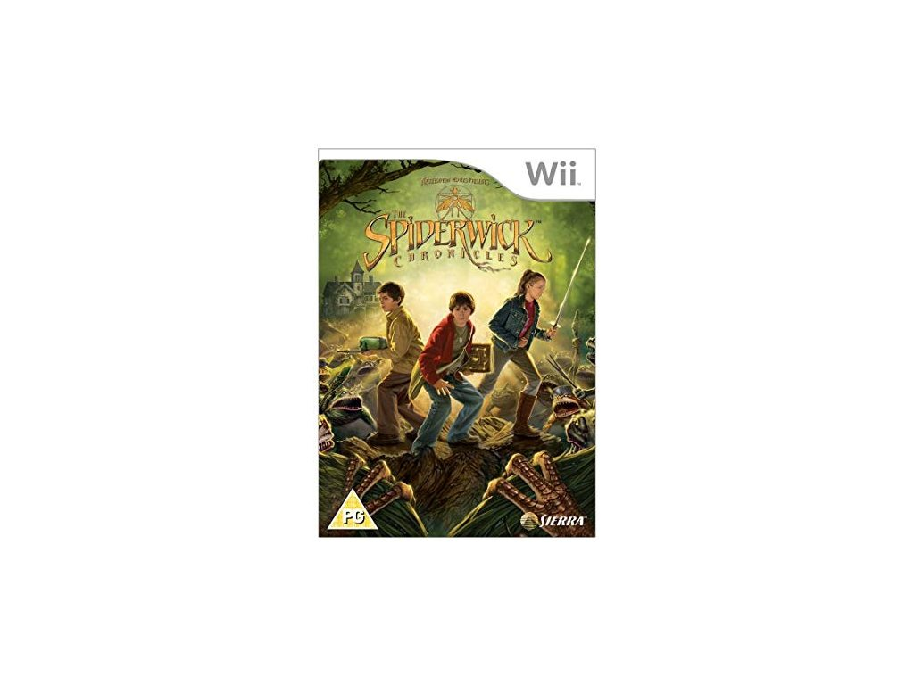 Wii The Spiderwick Chronicles