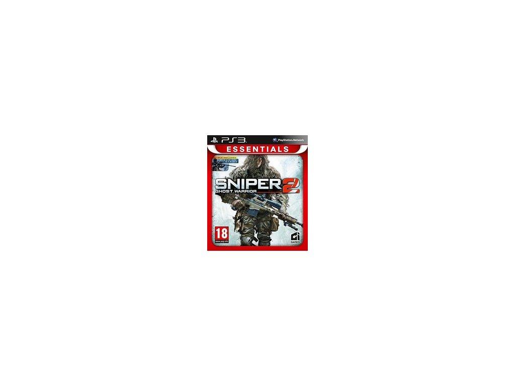 PS3 Sniper: Ghost Warrior 2