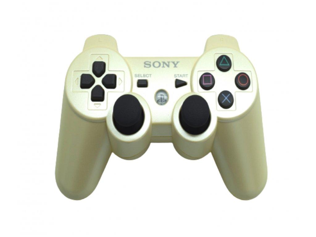PS3 Dualshoc 3 white