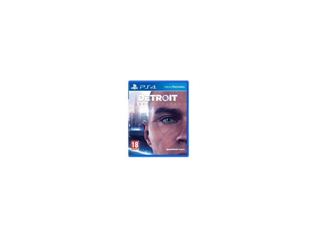 PS4 Detroit: Become Human CZ (nová)