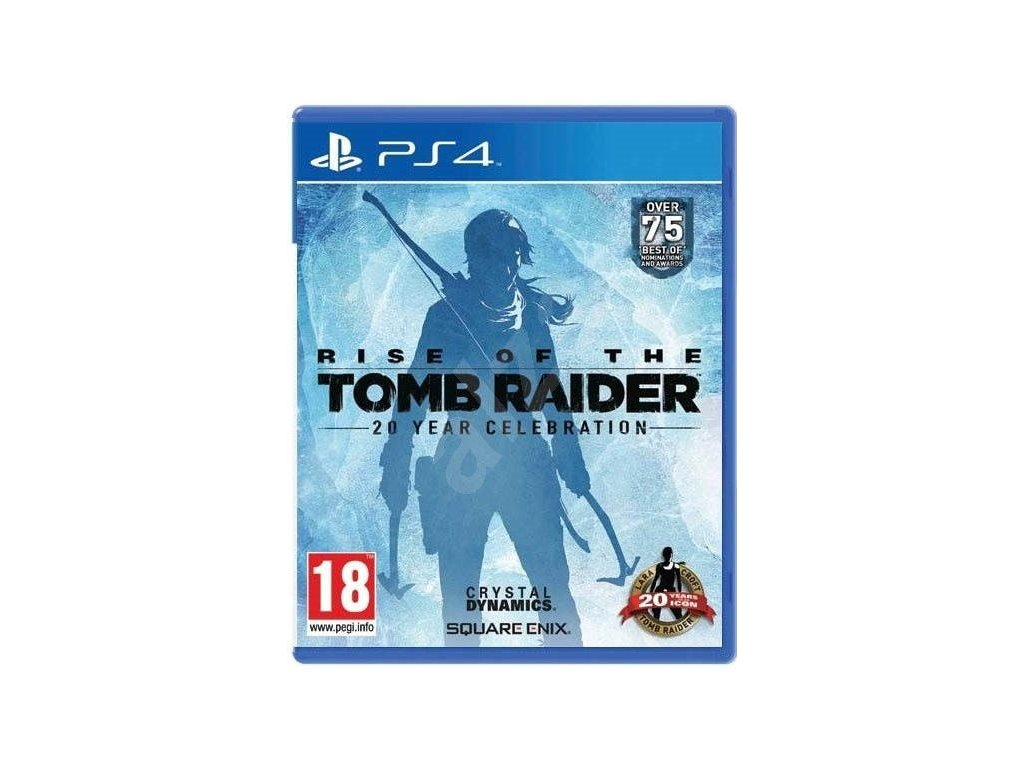 PS4 Rise of the Tomb Raider (20 Year Celebration Edition) (nová)