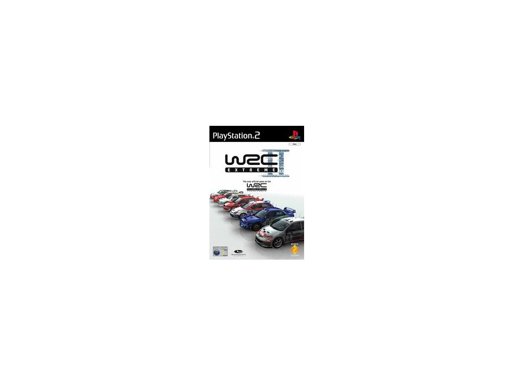 PS2 World Rally Championship II Extreme