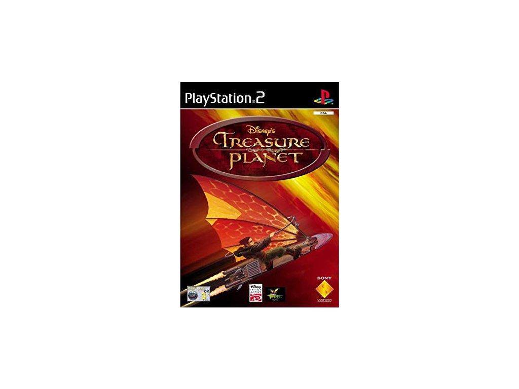 PS2 Disney's Treasure Planet