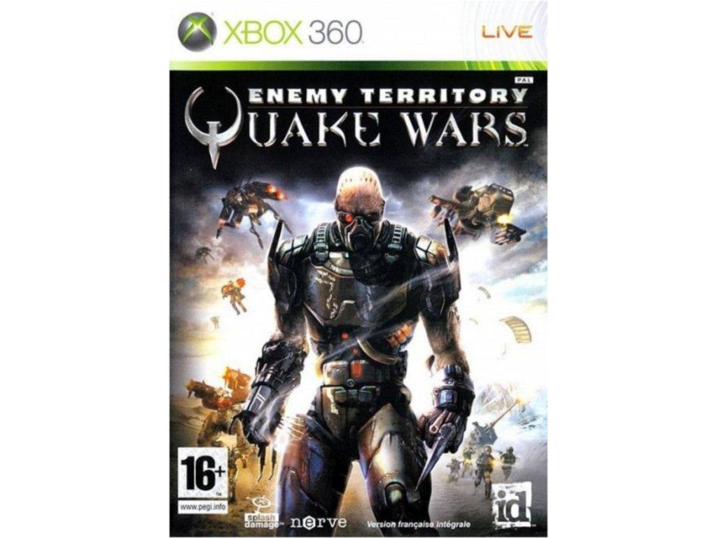 XBOX 360 Enemy Territory: Quake Wars