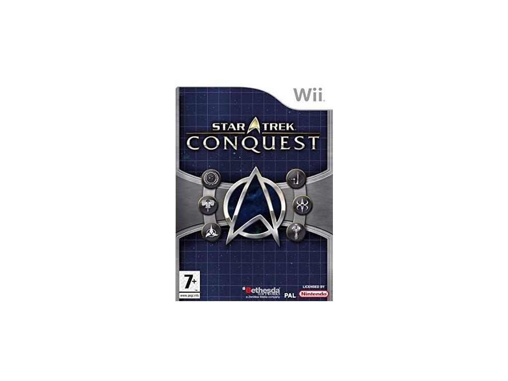 Wii Star Trek: Conquest