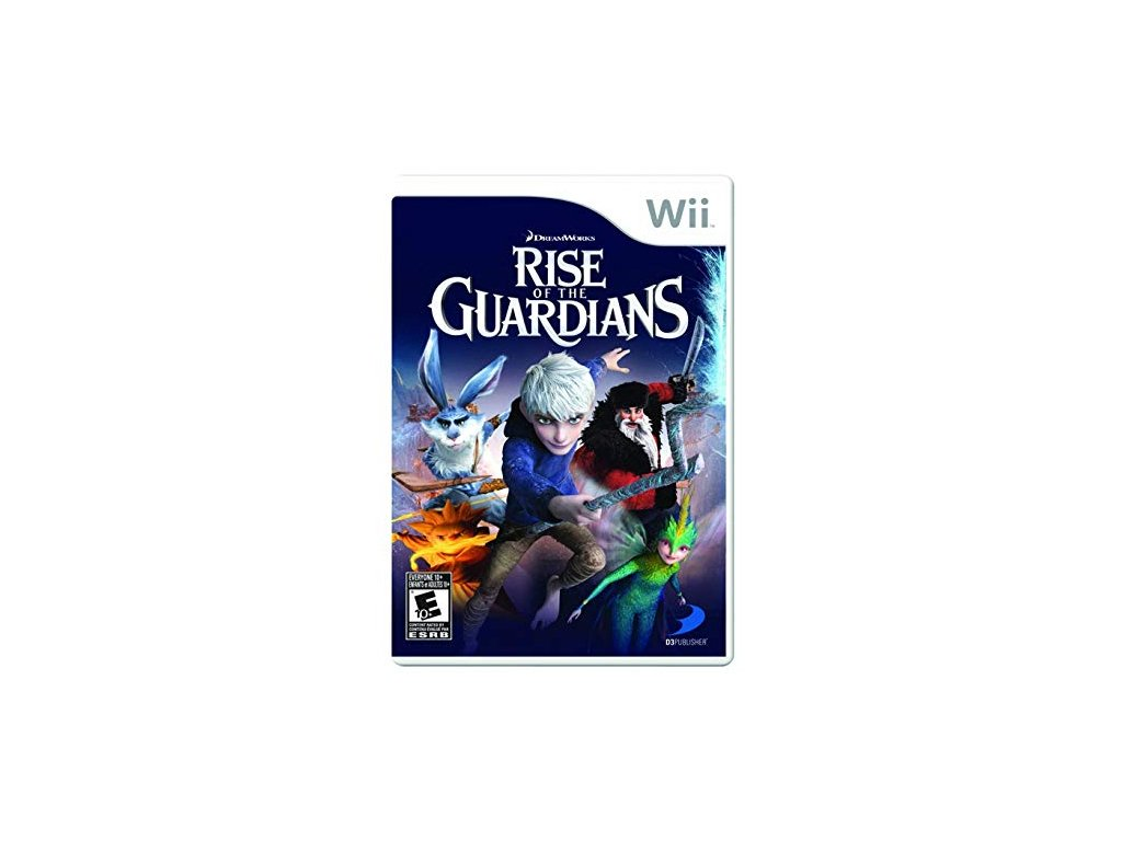 Wii Rise of the Guardians