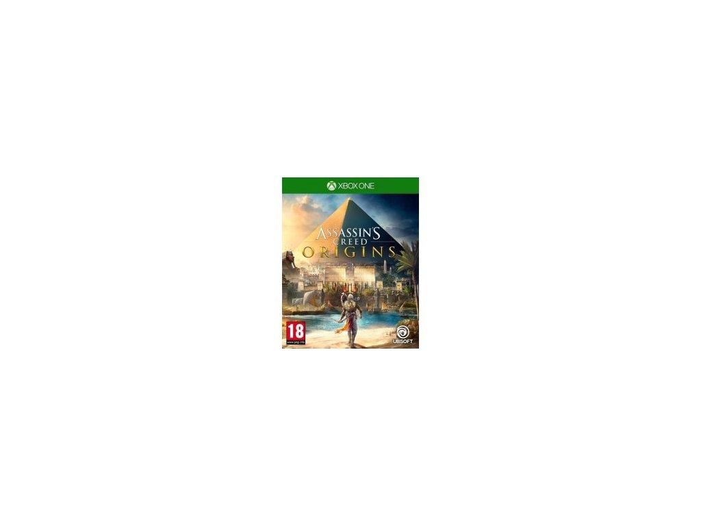 XBOX ONE Assassin's Creed: Origins CZ