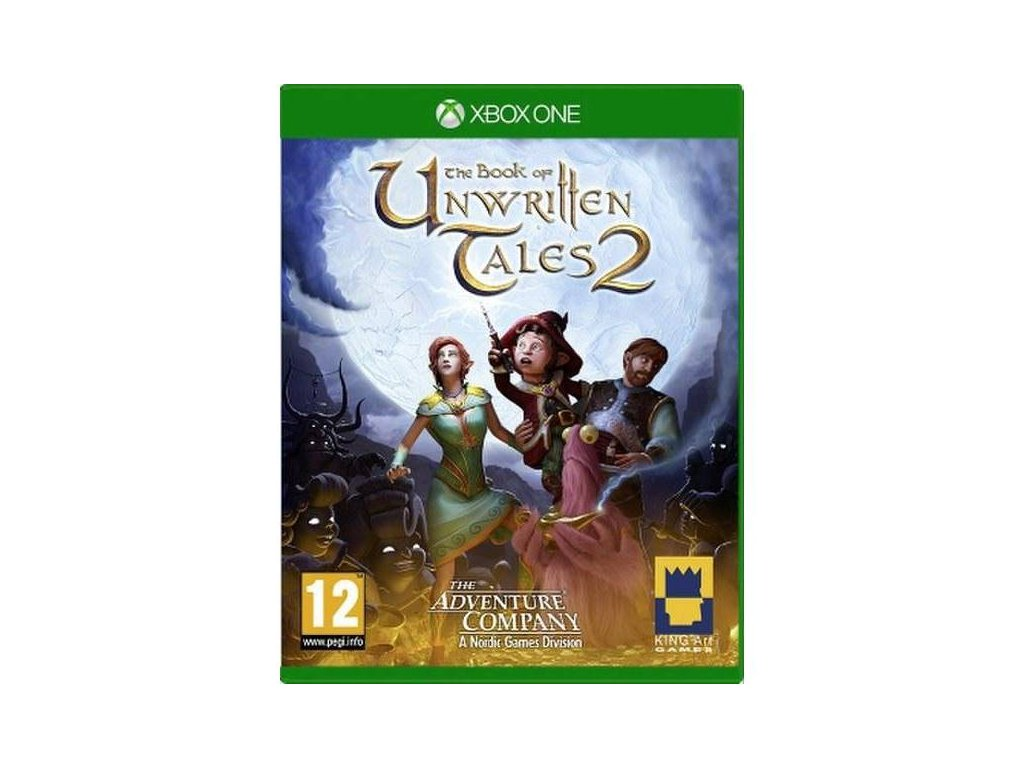 XBOX ONE The Book of Unwritten Tales 2
