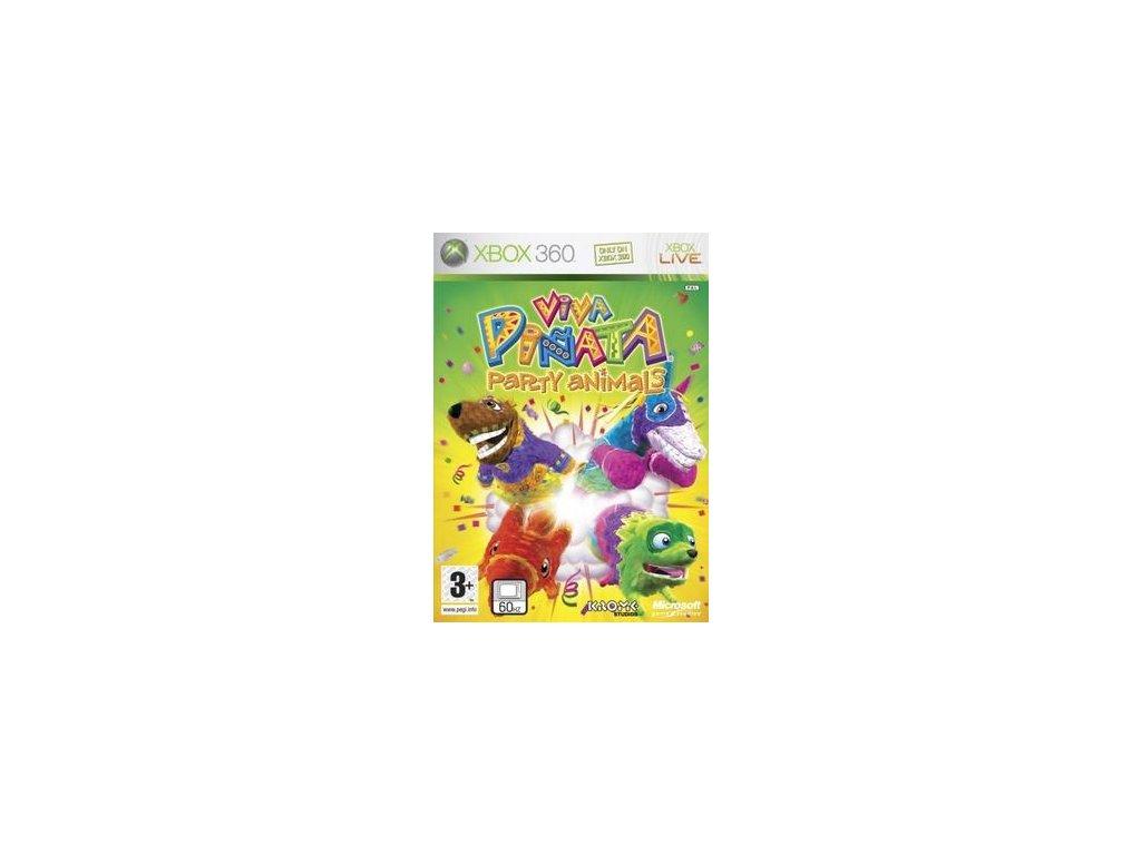Xbox 360 Viva Pinata Party Animals CZ