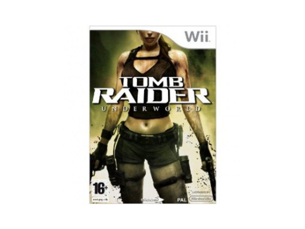 Wii Tomb Raider: Underworld
