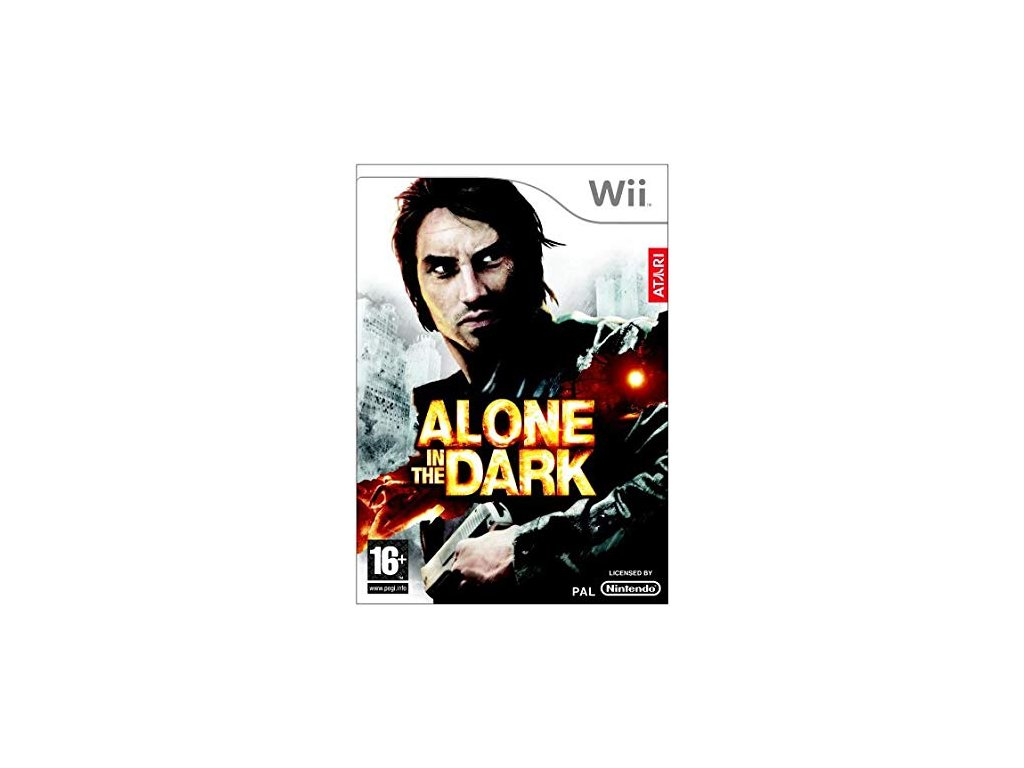 Wii Alone in the Dark: Inferno