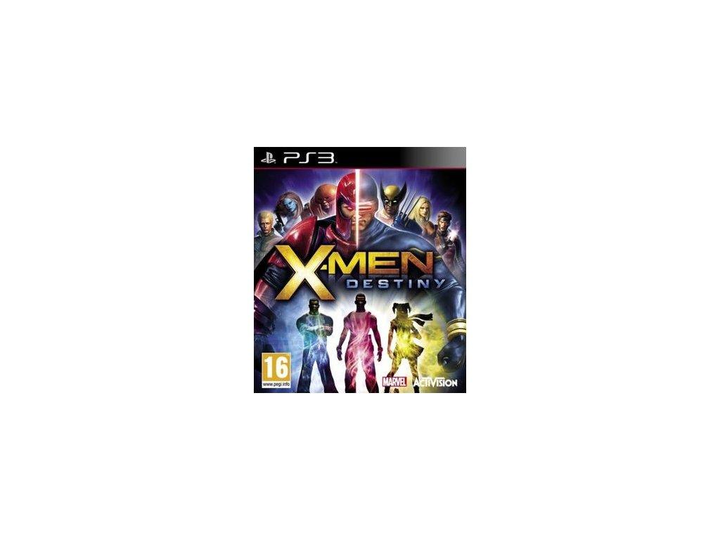 PS3 X-Men Destiny